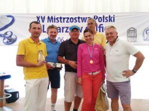 Piotr Otrocki Marek Kuczynski Artur i Sylwia Czekierdowscy Jacek Grabski Jerzy Szymczak -organizator