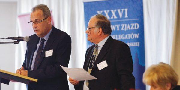 Za nami dobry, owocny rok Tymi słowami swoje zjazdowe wystąpienie rozpoczął prezes LIL Janusz Spustek. Dopisała też frekwencja przybyłych na obrady, a także panująca na sali atmosfera.