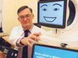 W lubelskiej Klinice Neurologii wszpitalu klinicznym przy ul. Jaczewskiego trwają testy zwykorzystaniem robota pomagającego pacjentom złagodną demencją ichorym na alzheimera we wczesnym stadium schorzenia.