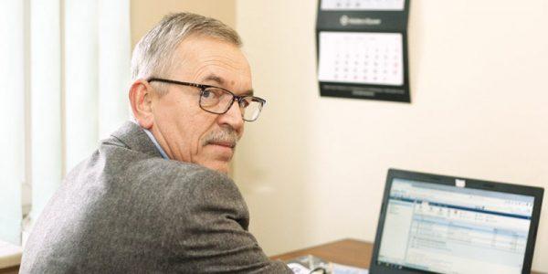 Sort lekarski jest jeden z Leszkiem Bukiem, wiceprezesem ORL wLublinie, rozmawia Marek Stankiewicz