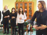 O tym, że umiejętność prowadzenia rozmów z pacjentami, prezentacji, wykładów i szkoleń, jest koniecznością, nie trzeba było nikogo przekonywać.  Kurs zorganizowany przez Komisję Kształcenia Medycznego w Lublinie poświęcony był sztuce prezentacji i wystąpień publicznych.