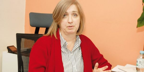 Szkolenia to autorskie pomysły z Moniką Bojarską-Łoś, przewodniczącą Komisji Kształcenia Lekarskiego, sekretarzem ORL wLubelskiej Izbie Lekarskiej rozmawia, Anna Augustowska