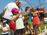 Wyjątkowa frekwencja –  wspaniała pogoda, wiele atrakcji idobry nastrój towarzyszyły zorganizowanemu przez Komisję Rekreacji iSportu LIL rodzinnemu piknikowi, który odbył się na początku czerwca.
