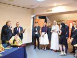 Jubileusz 10-lecia działalności uroczyście obchodziło Wschodnie Centrum Leczenia Oparzeń iChirurgii Rekonstrukcyjnej wSzpitalu Powiatowym wŁęcznej. Centrum ruszyło 24 sierpnia 2009 roku.