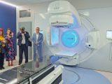 We wtorek, 17 września, odbyło się oficjalne otwarcie nowego Zakładu Radioterapii SPSK 1. Inwestycja jest częścią pierwszego etapu wieloletniej, zaplanowanej zrozmachem, przebudowy Szpitala Klinicznego nr 1.