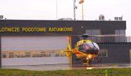 Baza Lotniczego Pogotowia Ratunkowego w Janowicach w gminie Mełgiew
