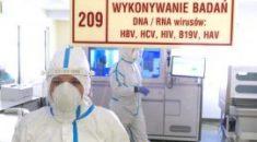 RCKiK w Lublinie wykonuje komercyjne badania na obecność przeciwciał koronawirusa