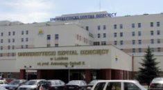 Wirus zamknął szpital dla dzieci