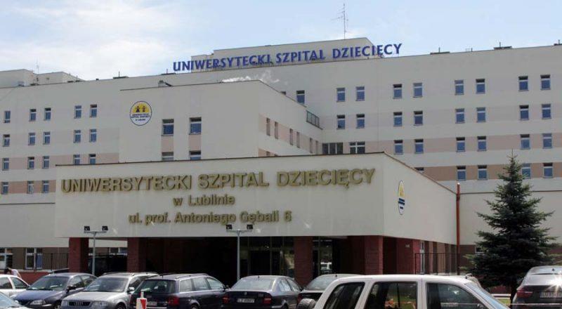 Uniwersytecki Szpital Dziecięcy z nagrodą