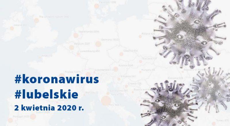 Prawie 3 tysiące zarażonych w kraju i ponad 150 w lubelskim