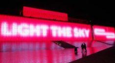 Light the sky – lekarzom w podzięce