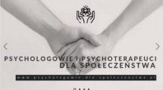 Psychologowie dla Społeczeństwa - nocna, bezpłatna pomoc psychologiczną dla medyków
