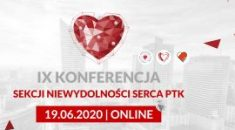 Online o niewydolności serca