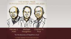Nobel kontra wirusowe zapalenie wątroby typu C
