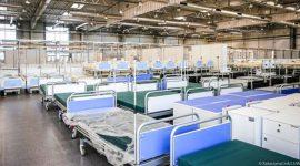 Wlistopadzie dopracy zgłosiło się 350osób; took.30proc. potrzeb –informowała Beata Gawelska, dyrektor SPSK1wLublinie (szpital wParku Ludowym będzie filią szpitala przy ul.Staszica).