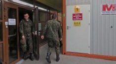 Żołnierze WOT policzą wolne łóżka