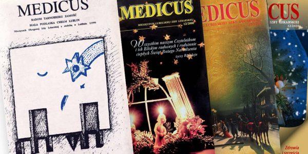 Medicus kończy 30 lat! Pierwszy numer Medicusa ukazał się w grudniu 1990 roku. Skromny poligraficznie i objętościowo (zaledwie 18 stron), docierał do szerszego kręgu Czytelników, bo 30 lat temu Lubelska Izba Lekarska obejmowała także Radom i Tarnobrzeg.