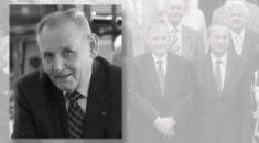 Nie żyje prof. Paweł Misiuna