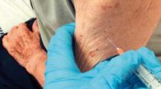 Początek szczepień populacyjnych