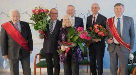 Doktor Elżbieta Kuszewska oraz drhab. n.med.Dariusz Szczepanek zostali odznaczeni MedalemLIL zarok2019. Dr n. med. Ryszard Grzywna został wyróżniony Dyplomem Platynowy Laur Medyczny.